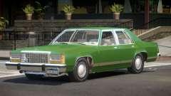 1980 Ford Crown Victoria para GTA 4