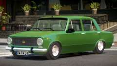 Fiat 124 V1.0 para GTA 4