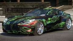 Aston Martin One 77 PJ1 para GTA 4