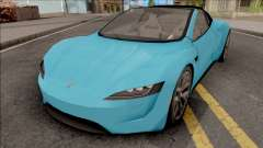 Tesla Roadster 2020 Performance LQ v3 para GTA San Andreas