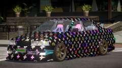 Toyota Chaser RS PJ4 para GTA 4