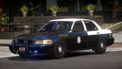 Ford Crown Victoria FS Police V1.1
