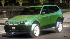 BMW X3 V1.0 para GTA 4