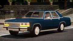 1989 Ford Crown Victoria para GTA 4