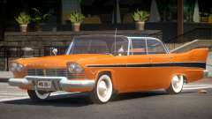 Plymouth Belvedere Old