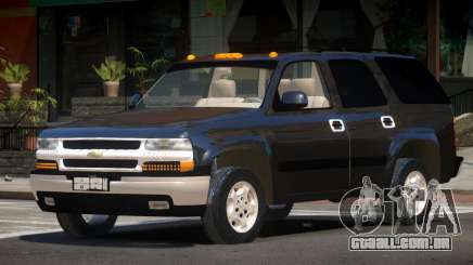 Chevrolet Tahoe ST para GTA 4