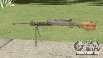DP-28 (Fog Of War) para GTA San Andreas