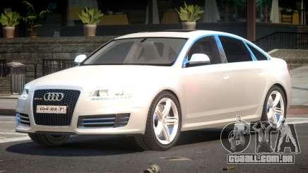 Audi RS6 Spec Edition para GTA 4