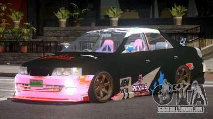 Toyota Chaser RS PJ1 para GTA 4