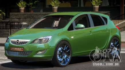 Opel Astra LT para GTA 4