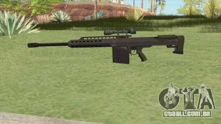 Heavy Sniper GTA V (Green) V3 para GTA San Andreas