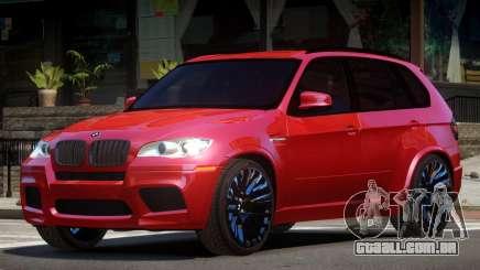 BMW X5M LT para GTA 4
