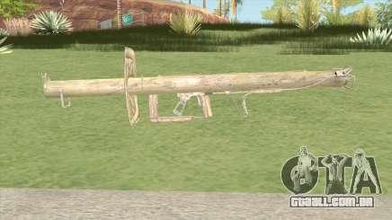 Panzerschreck (Fog Of War) para GTA San Andreas