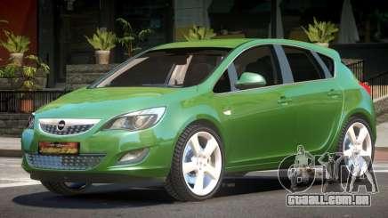 Opel Astra RS V1.1 para GTA 4