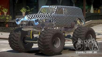 Ford Country Off-Road Custom PJ3 para GTA 4