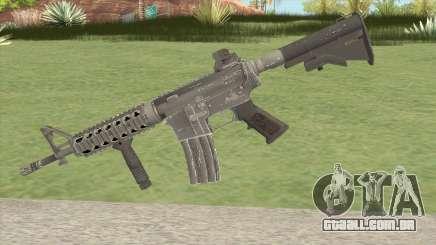 Assault Rifle (RE 3 Remake) para GTA San Andreas