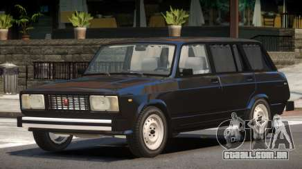 VAZ 2104 V1.1 para GTA 4
