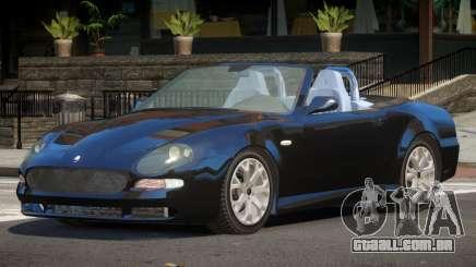 1998 Maserati 3200GT Spyder para GTA 4