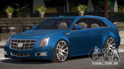 Cadillac CTS V1.0 para GTA 4