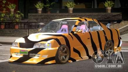 Toyota Chaser RS PJ5 para GTA 4