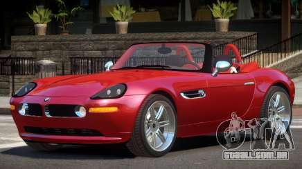 BMW Z8 GT para GTA 4