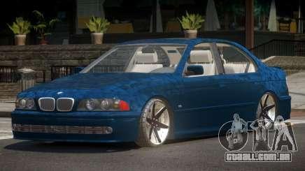 1997 BMW 525i E39 para GTA 4
