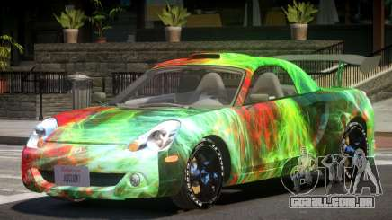 Toyota MRS2 Spyder PJ3 para GTA 4