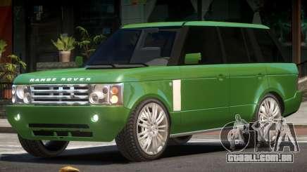 Land Rover RR Vogue V1.1 para GTA 4