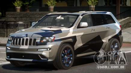 Jeep Grand Cherokee ST PJ4 para GTA 4