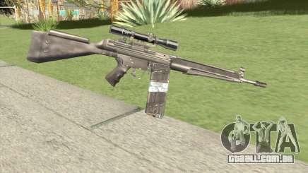 G3SG1 para GTA San Andreas