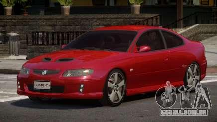 Holden Monaro RS para GTA 4
