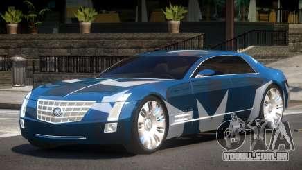 Cadillac Sixteen V1.2 PJ2 para GTA 4