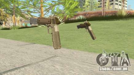 Heavy Pistol GTA V (Army) Base V2 para GTA San Andreas