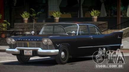 1957 Plymouth Savoy Coupe para GTA 4