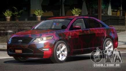 Ford Taurus Spec A PJ3 para GTA 4