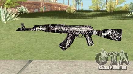 AKM Tyranno V2 para GTA San Andreas