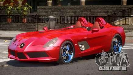 Mercedes Benz SLR R-Tuning para GTA 4