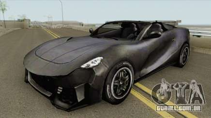Sport Car (Free Fire) para GTA San Andreas