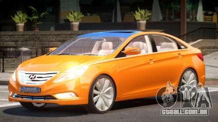 Hyundai Sonata Upd para GTA 4