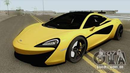 McLaren 570S (RHA) para GTA San Andreas