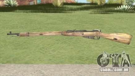 Mosin-Nagant M1891 (Fog Of War) para GTA San Andreas