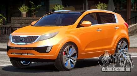 Kia Sportage V1.0 para GTA 4