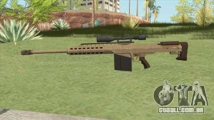 Heavy Sniper GTA V (Army) V1 para GTA San Andreas