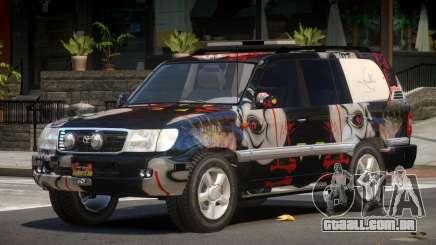 Toyota Land Cruiser Rally Cross PJ3 para GTA 4