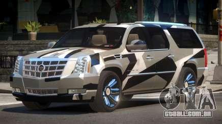 Cadillac Escalade Platinum PJ6 para GTA 4