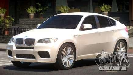 BMW X6M Edit para GTA 4