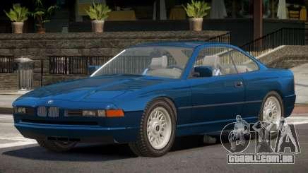 1992 BMW 850i E31 para GTA 4
