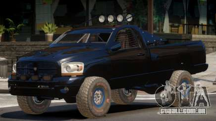 Dodge Power Wagon RS para GTA 4