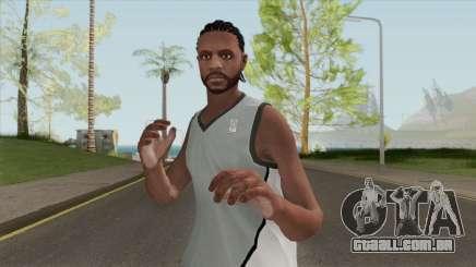 Basketball Player para GTA San Andreas