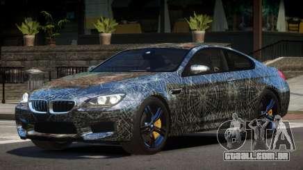 BMW M6 F13 RS PJ5 para GTA 4